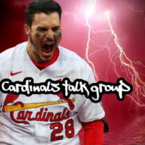 Group logo of St.Louis Cardinals Talk group